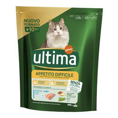 ULTIMA CAT GR.400 APPET.DIFFICILE    COD.691019