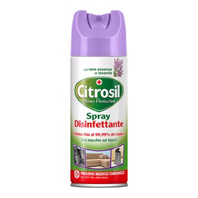 CITROSIL SPRAY DISINFETTANTE CASSA MISTA ML.300