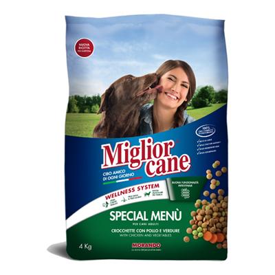 MIGLIOR CANE SPECIAL MENU KG.4