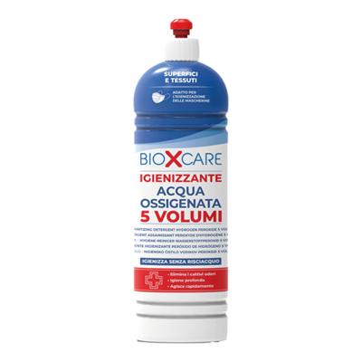 BIOXCARE IGIENIZZANTE ACQUA OSSIGENATA ML.900