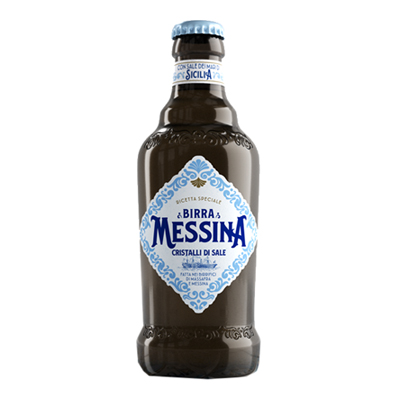 BIRRA MESSINA CRISTALLI DI SALE OW 5° CL.50