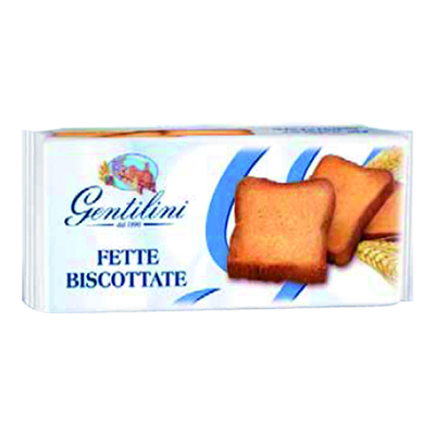 GENTILINI FETTE BISCOTTATE GR185