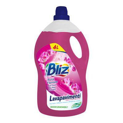 BLIZ PAVIMENTI LT.4 ROSA FLOREALE
