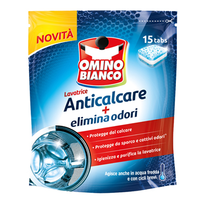OMINO BIANCO ANTICALCARE X 15TABS