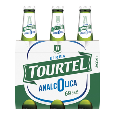 BIRRA TOURTEL 0,5� CL.33X3