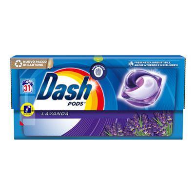DASH LAVANDA 3IN1 X 30 PODS