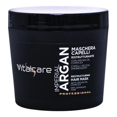 VITALCARE MASCHERA ML500 RICOSTITUENTE LUXURY ARGAN