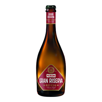 BIRRA PERONI GRAN RISERVA RED5,2° CL.50