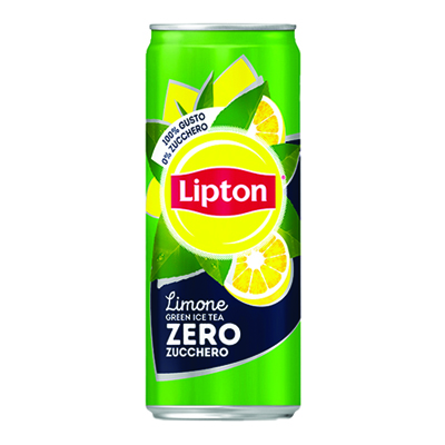 LIPTON ICE TEA VERDE CL.33 ZERO LEMON