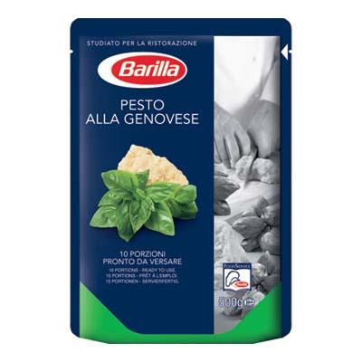 BARILLA PESTO GENOVESE POUCH GR.500