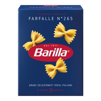 BARILLA GR.500 FARFALLE N°265