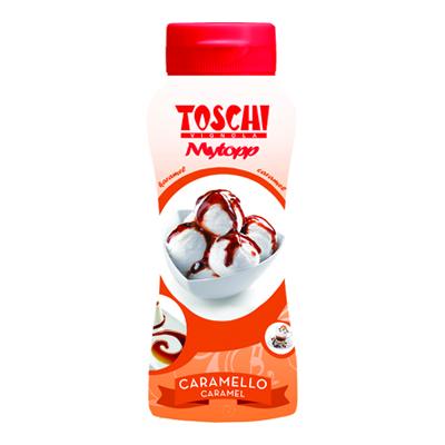 TOSCHI TOPPING CARAMELLO GR.200