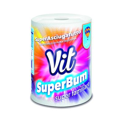 VIT SUPERBUM ASCIUGATUTTO MONOROTOLO (AC467)