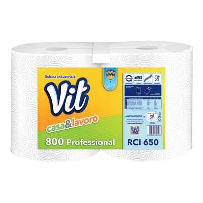 VIT CASA & LAVORO PROFESSIONAL800 X 2 ROTOLI