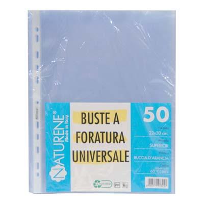 FAVORIT BUSTE FORATATURA X 50SUPERIOR 22X30      BUCCIA ARA