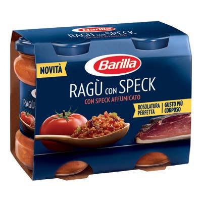 BARILLA RAGU'SPECK GR.180X2