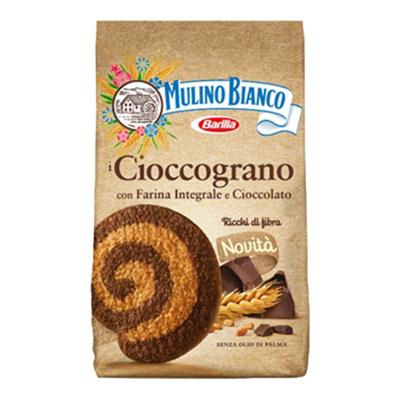 MULINO BIANCO BISCOTTI RICCHICIOCCOGRANO GR.330