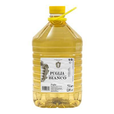 BARLETTA PET BIANCO LT.5 GR.12�
