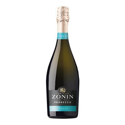 ZONIN PROSECCO EXTRA DRY CL.75VOL.11�