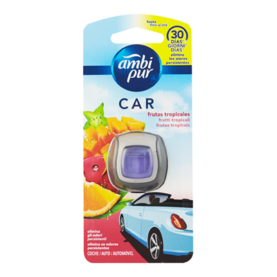 AMBI PUR CAR USA GETTA TROPICAL FRUITY