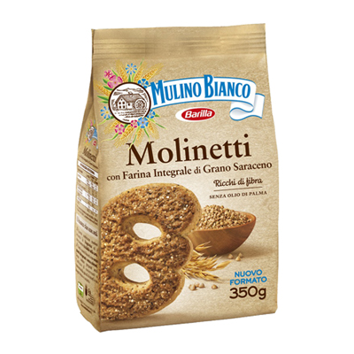 MULINO BIANCO MOLINETTI INTEGRALI GR.350