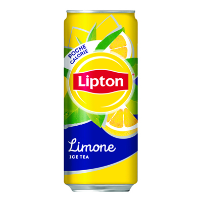 LIPTON ICE TEA LIMONE CL.33 LATTINA