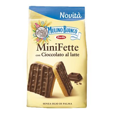 MULINO BIANCO MINI FETTE CIOCCOLATO FONDENTE GR110