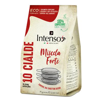 INTENSO CAFFE'X10 CIALDE FORTEBUSTA