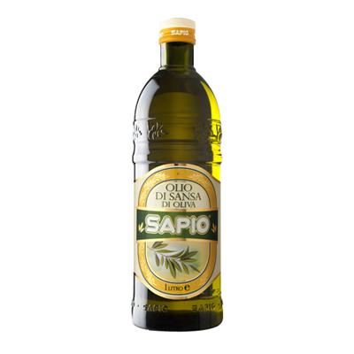 SAPIO OLIO DI SANSA DI OLIVA LT.1 BOTTIGLIA