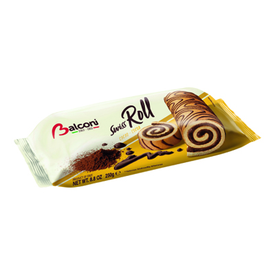 BALCONI ROLL GR.250 CACAO