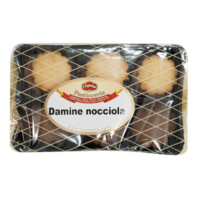 L'AGNESE DAMINE NOCCIOLA GR.140