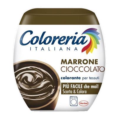 COLORERIA MARRONE CIOCCOLATO GR.350
