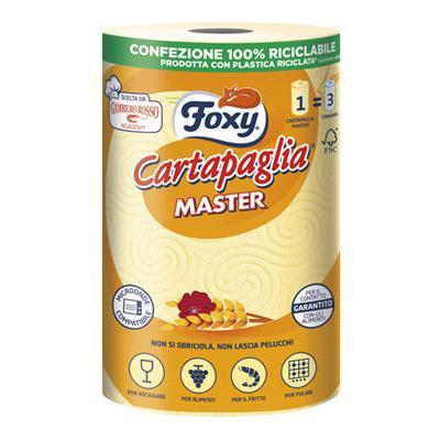 FOXY CARTAPAGLIA MASTER 1 ROTOLO DECORATO         COD.282/12