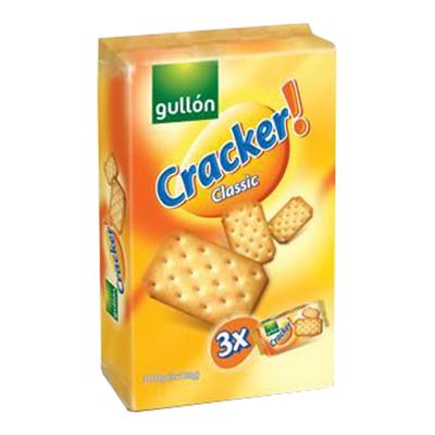 GULLON CRACKERS GR100X3