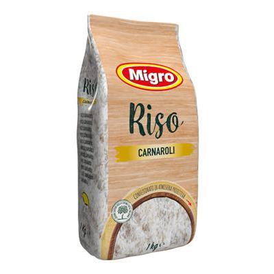 MIGRO LINEA ORO RISO CARNAROLIKG.1 ATM