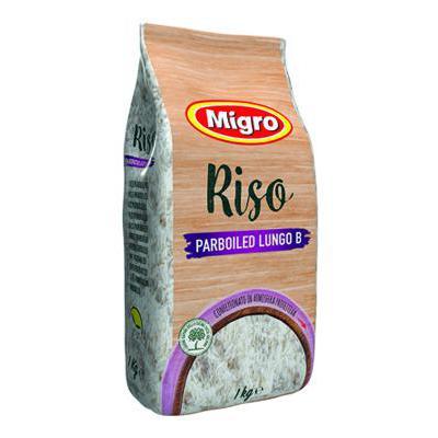 MIGRO LINEA ORO RISO THAI PARBOILED KG.1 ATM