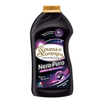 SPUMA S. BUCATO NERO PURO 16 MISURINI ML.800