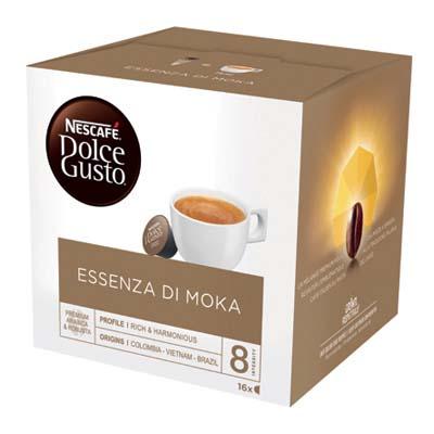 NESCAFE'DOLCEGUSTO 16 CAPS COFFEE MOKA