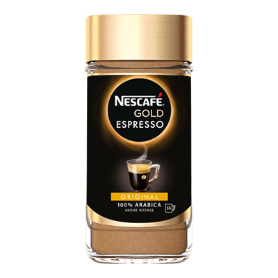 NESCAFE'GR.100 GOLD ESPRESSO