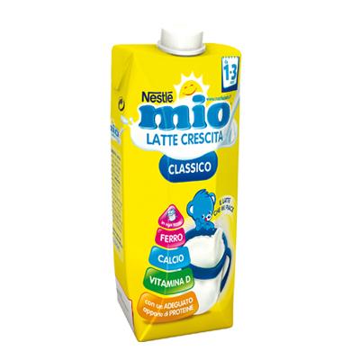 MIO LATTE CRESCITA CLASSICO ML.500 BRICK