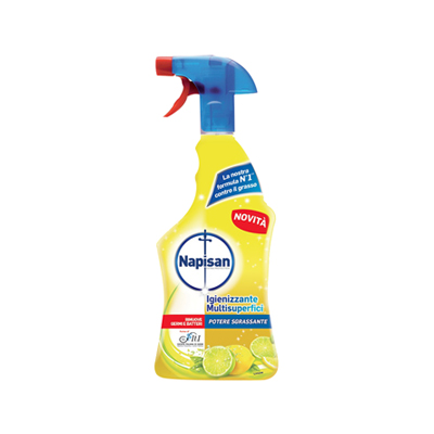 NAPISAN SPRAY IGIENIZZANTE ML.750 MULTISUPERFICI