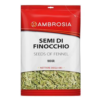 AMBROSIA BUSTA GR.100 FINOCCHIO SEMI