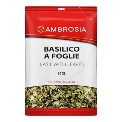 AMBROSIA BUSTA GR.30 BASILICOFOGLIE