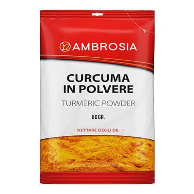 AMBROSIA BUSTA GR.80 CURCUMA