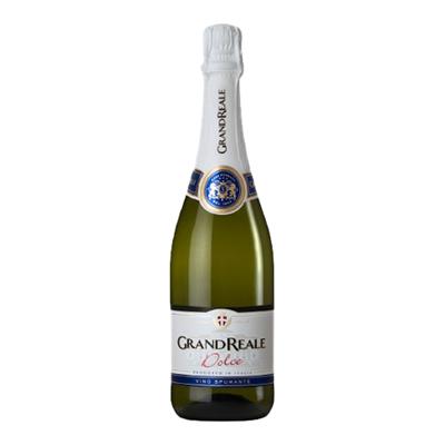 GANCIA GRAN REALE SPUMANTE DOLCE CL.75 9,5� VOL.