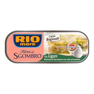 RIO MARE FILETTI DI SGOMBRO ALLA LIGURE GR.120