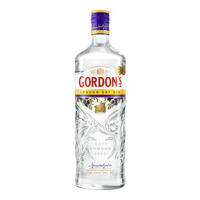 GORDON'S GIN LT.1 37,5�