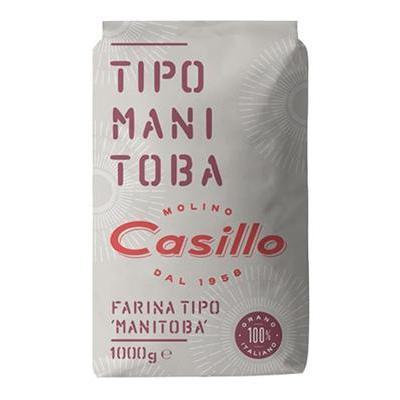 CASILLO FARINA MANITOBA KG.1SELEZIONE CASILLO