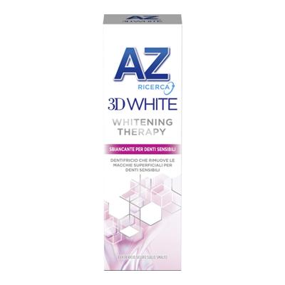 AZ DENTIFRICIO 3D WHITE THERAPY D.SENSIBILI ML.75