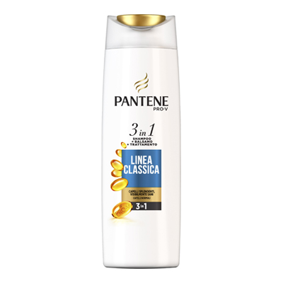PANTENE SHAMPOO LINEA CLASSICA3IN1 ML.225